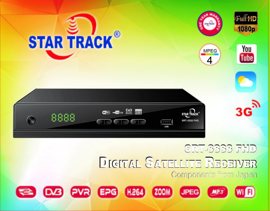 Star Track – Most trusted name in Satellite Electronics