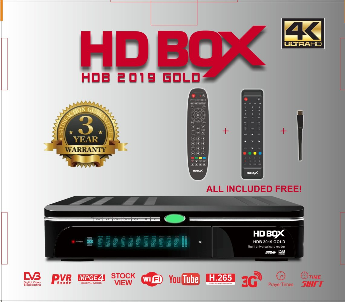 جديد اجهزة REDBOX/HDBO بتاريخ 17-05-2020