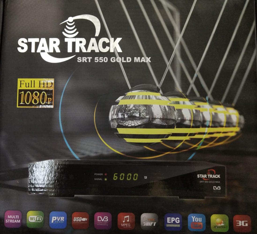 SRT 550 GOLD MAX – Star Track